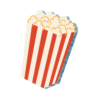 At the Movies 2021-Popcorn Icon